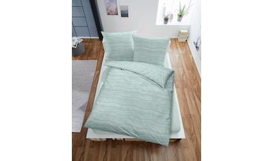 Bettwäsche »Welle«, Dormisette kaufen