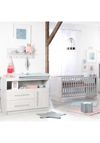 roba® Babymöbel-Set »Maren 2«, (Spar-Set, 2 St.), mit Kinderbett und Wickelkommode kaufen