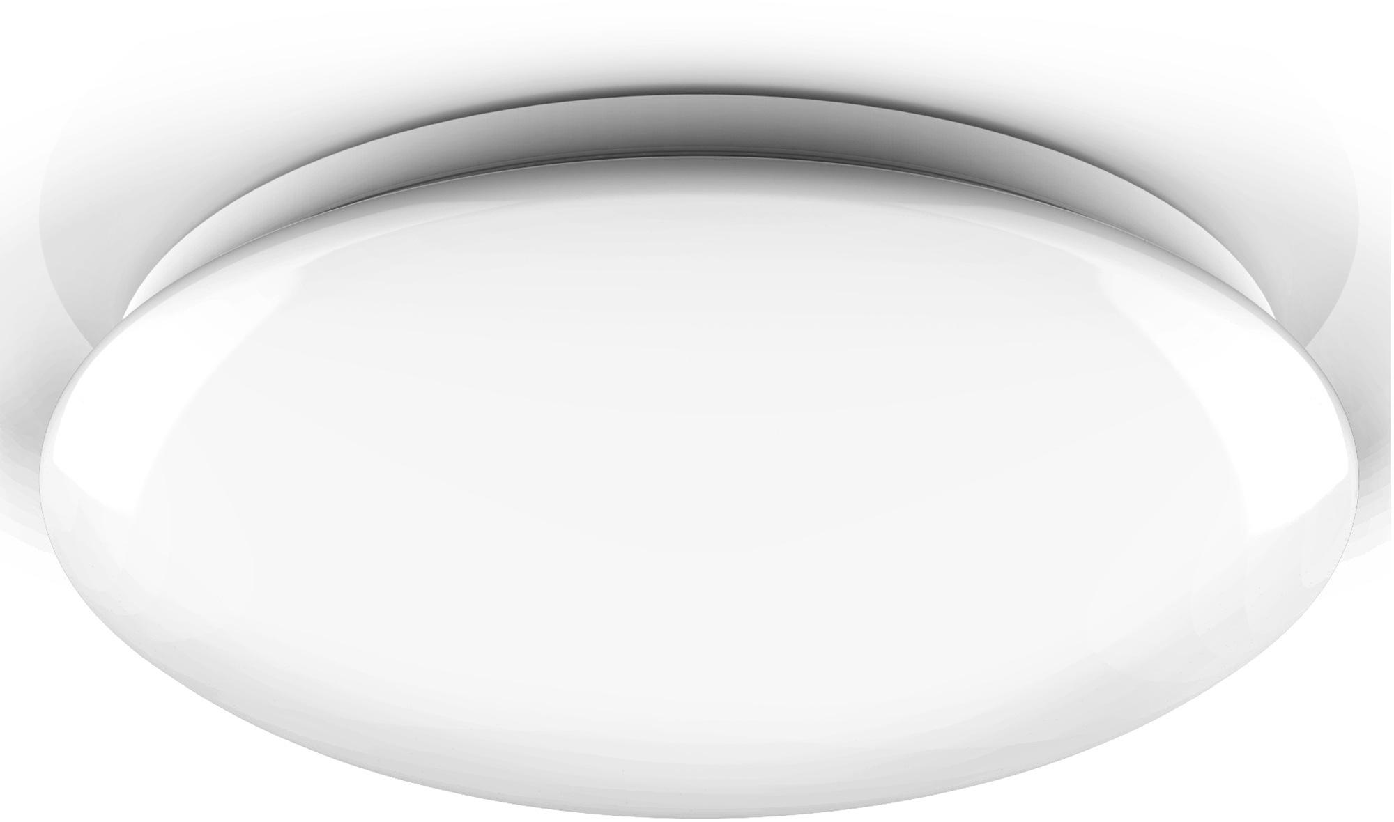 B.K.Licht LED Deckenleuchte Tucana, LED-Board, Neutralweiß, LED Bad Deckenlampe inkl. 18W 1600lm Bad-Lampen IP44 Küche Flur