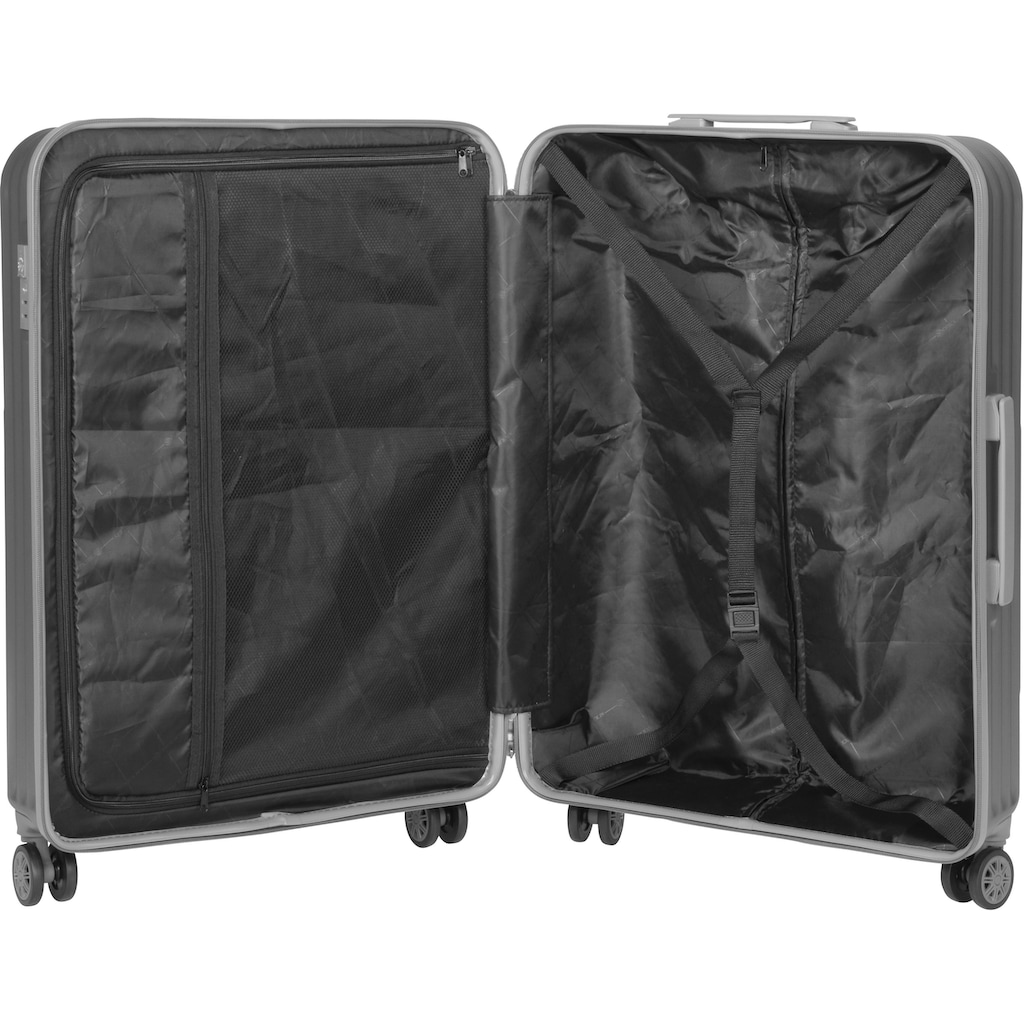 CHECK.IN® Trolleyset »Liverpool«, (Set, 3 tlg.)