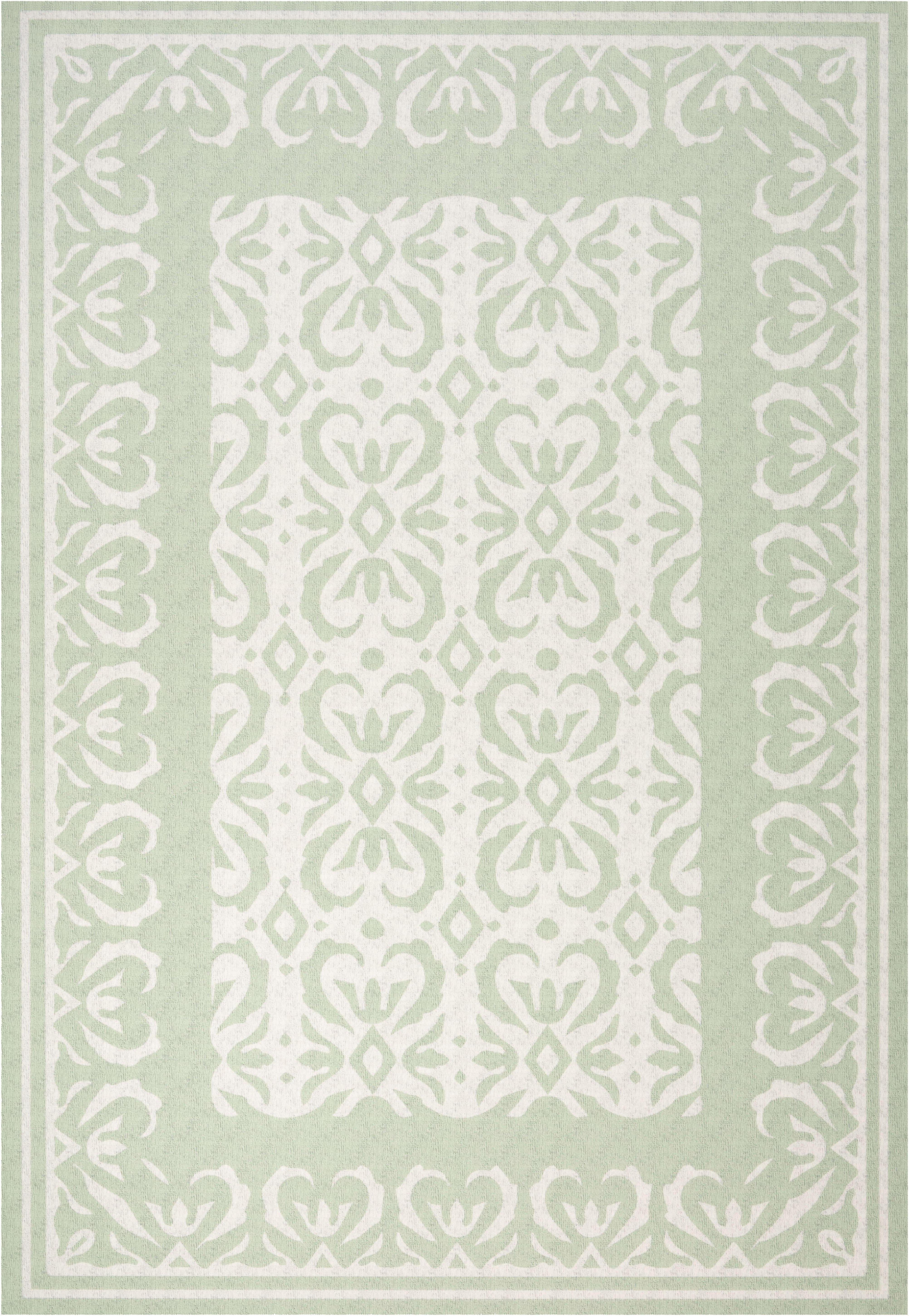 Vinylteppich Ivette freundin Home Collection rechteckig Höhe 2 mm gedruckt