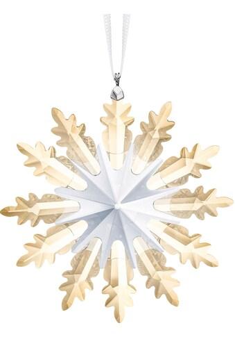 Swarovski Dekofigur »WINTER STERNORNAMENT, 5464857«, Swarovski® Kristall kaufen