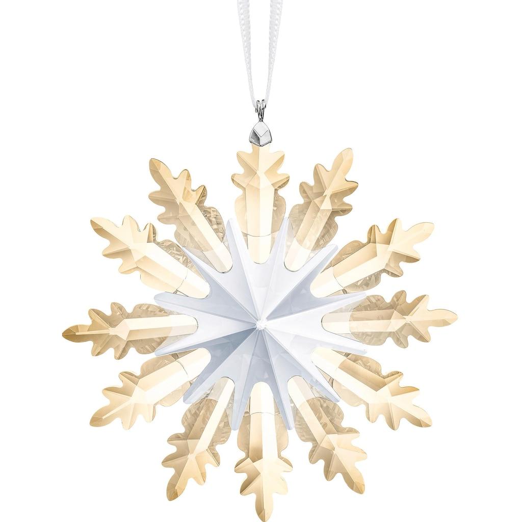Swarovski Dekofigur »WINTER STERNORNAMENT, 5464857«, Swarovski® Kristall