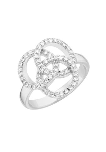 GIORGIO MARTELLO MILANO Silberring »Drei Ringe verschlungen« kaufen