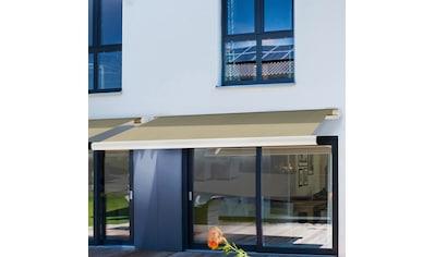 HOME DELUXE Kassettenmarkise »LED Elos V2«, Breite/Ausfall: 400x300 cm, mit LED und Fernbedienung kaufen