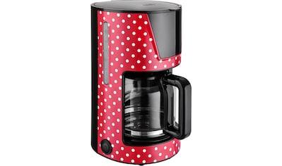 Team Kalorik Filterkaffeemaschine »TKG CM 1045.1 RWD«, Papierfilter kaufen