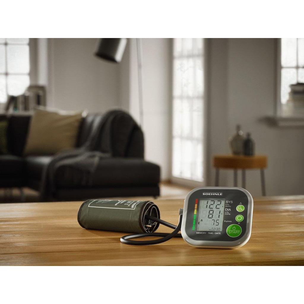 Soehnle Oberarm-Blutdruckmessgerät »Systo Monitor 200«