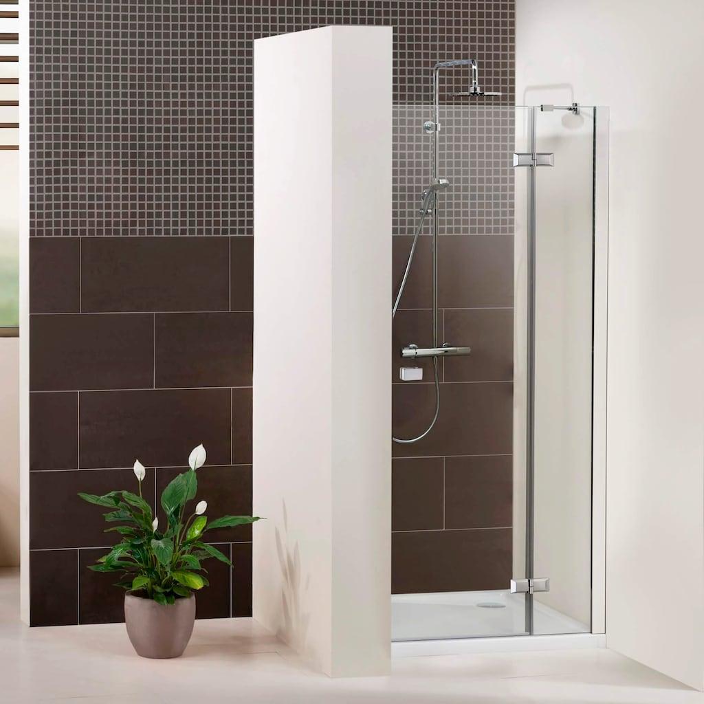 Dusbad Drehtür »Vital 1 für Duschnische«, Anschlag links 90 cm