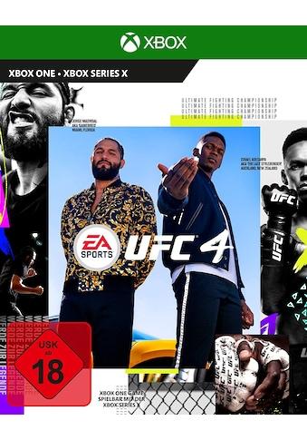 UFC 4 Xbox One kaufen