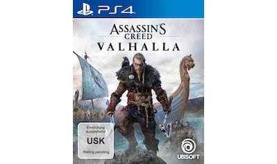 Assassin's Creed Valhalla PlayStation 4 kaufen