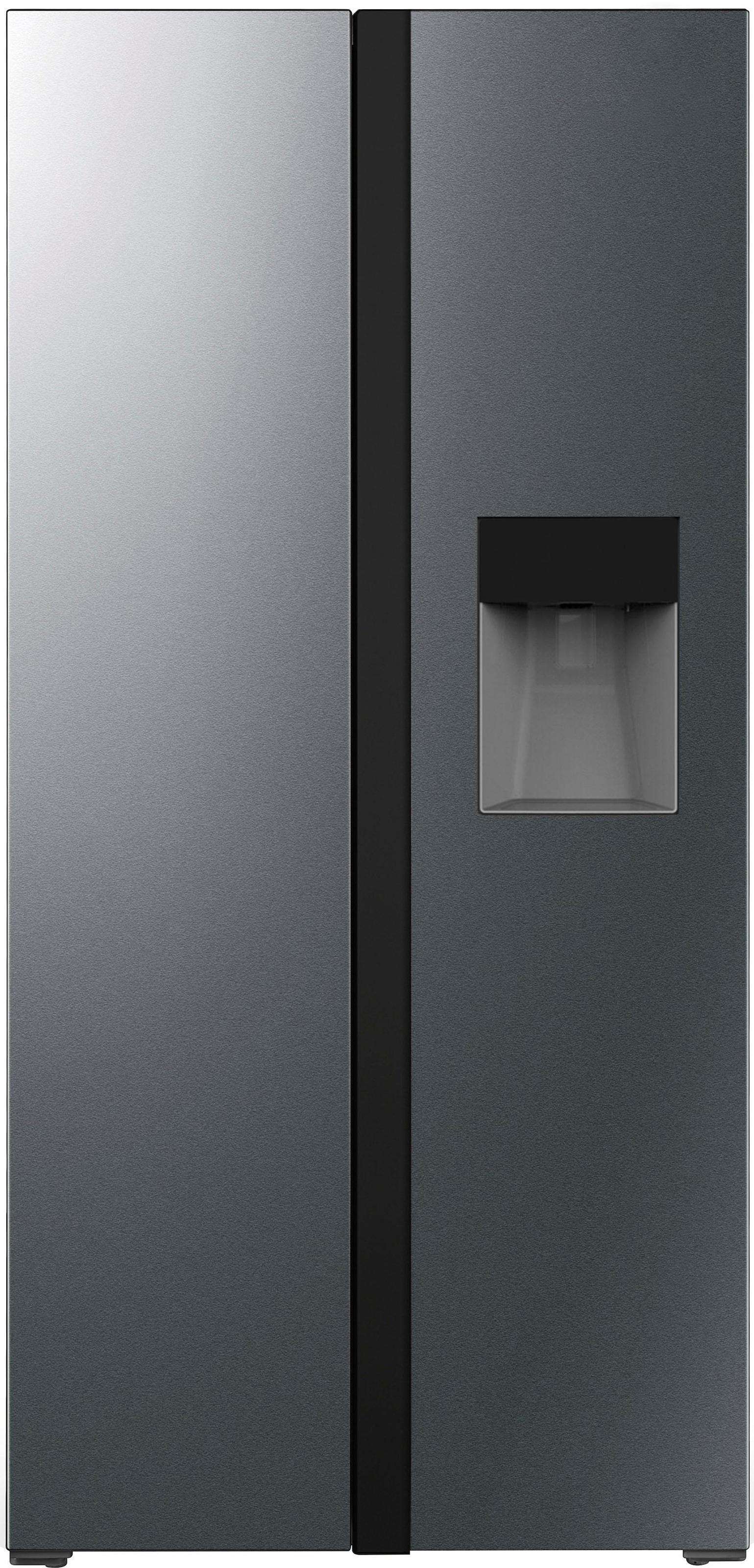 Side By Side Kühlschrank 120 Cm Breit : Side by side kühlschränke schwarz kaufen auf raten baur