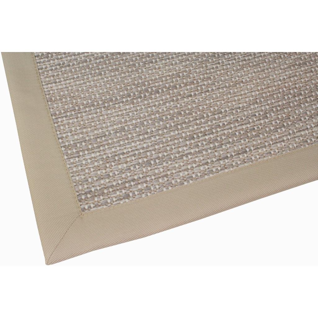 Teppich, »Naturino Color«, Dekowe, rechteckig, Höhe 7 mm, maschinell gewebt