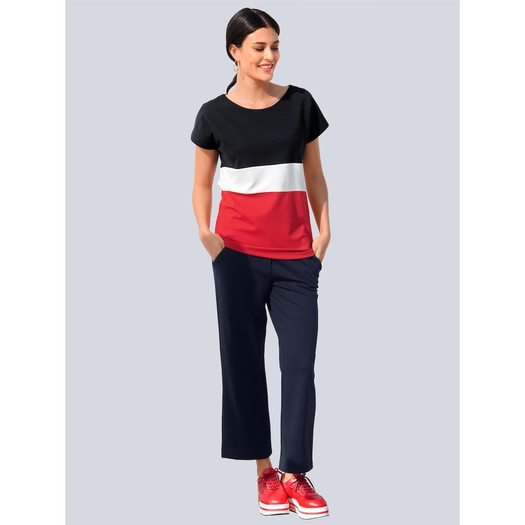 Alba Moda Culotte, in elastischer Jerseyware