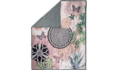 hip Plaid »Skylar«, mit Mandalas und Schmetterlingen kaufen