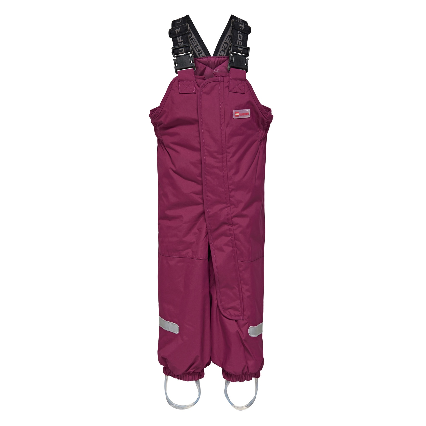 LEGO Wear Skihose PENN 770 rot Jungen Ski-Bekleidung Ski Sportarten