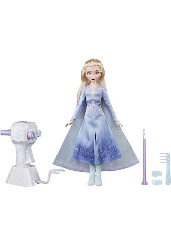 Hasbro Anziehpuppe »Die Eiskönigin II, Flechtspaß Elsa« kaufen