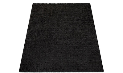 Paco Home Hochflor-Teppich »Vienna 200«, rechteckig, 25 mm Höhe, waschbarer Uni... kaufen