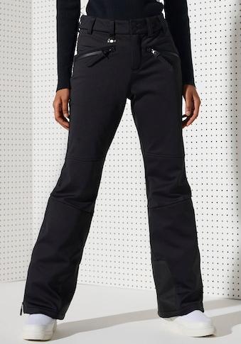 Superdry Sport Skihose »NU SLALOM SLIM PANT«, modische Steghose für Wintersport und Outdoor kaufen