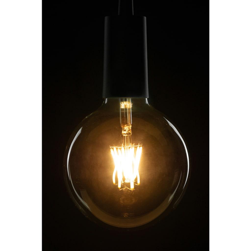 SEGULA LED-Leuchtmittel »Globe«, E27, 1 St., Warmweiß, hohe Lichtausbeute, energieefizientes LED Leuchtmittel, LED Lampe groß, LED Kugel, Retrolook LED, LED Lampe hell, viel Licht LED, warmweiß LED