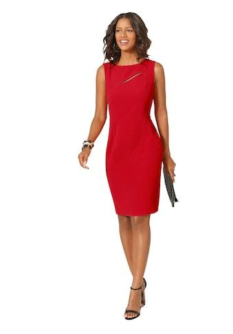 Alessa W. Kleid mit elegant verdecktem Geschlitz kaufen