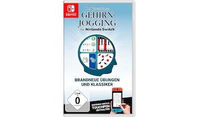 Dr. Kawashimas Gehirn - Jogging Nintendo Switch kaufen