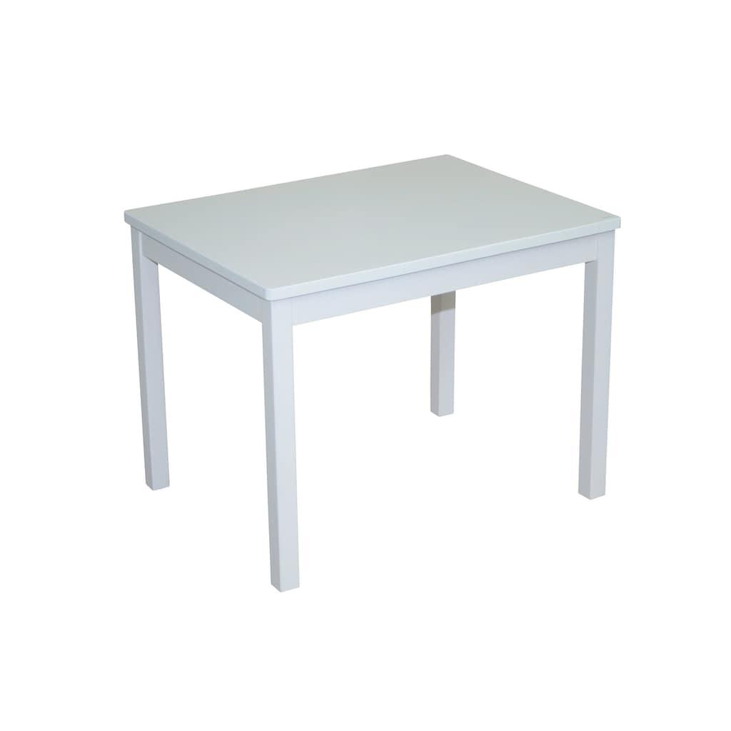 roba® Kindertisch »Kindertisch, weiß«, für Kinder