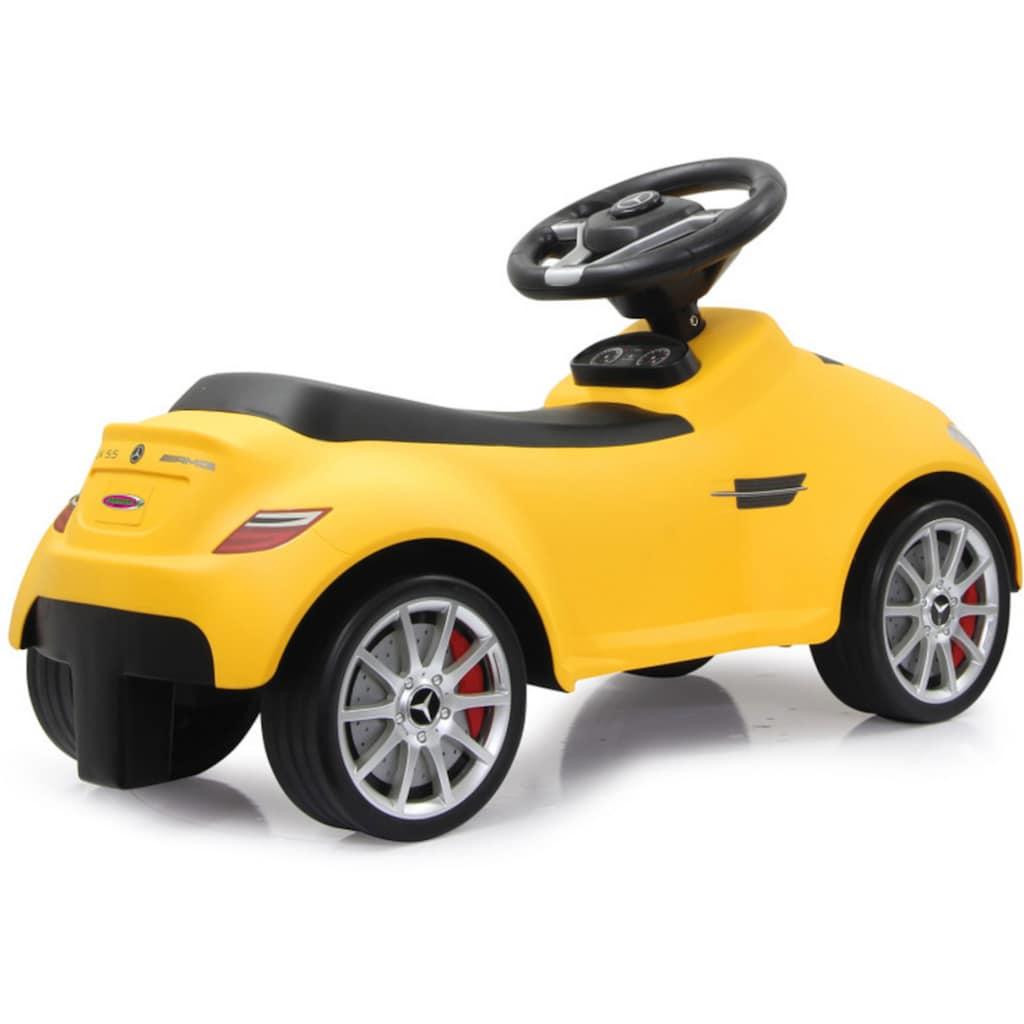 Jamara Rutscherauto »JAMARA KIDS Mercedes SLK55 AMG gelb«