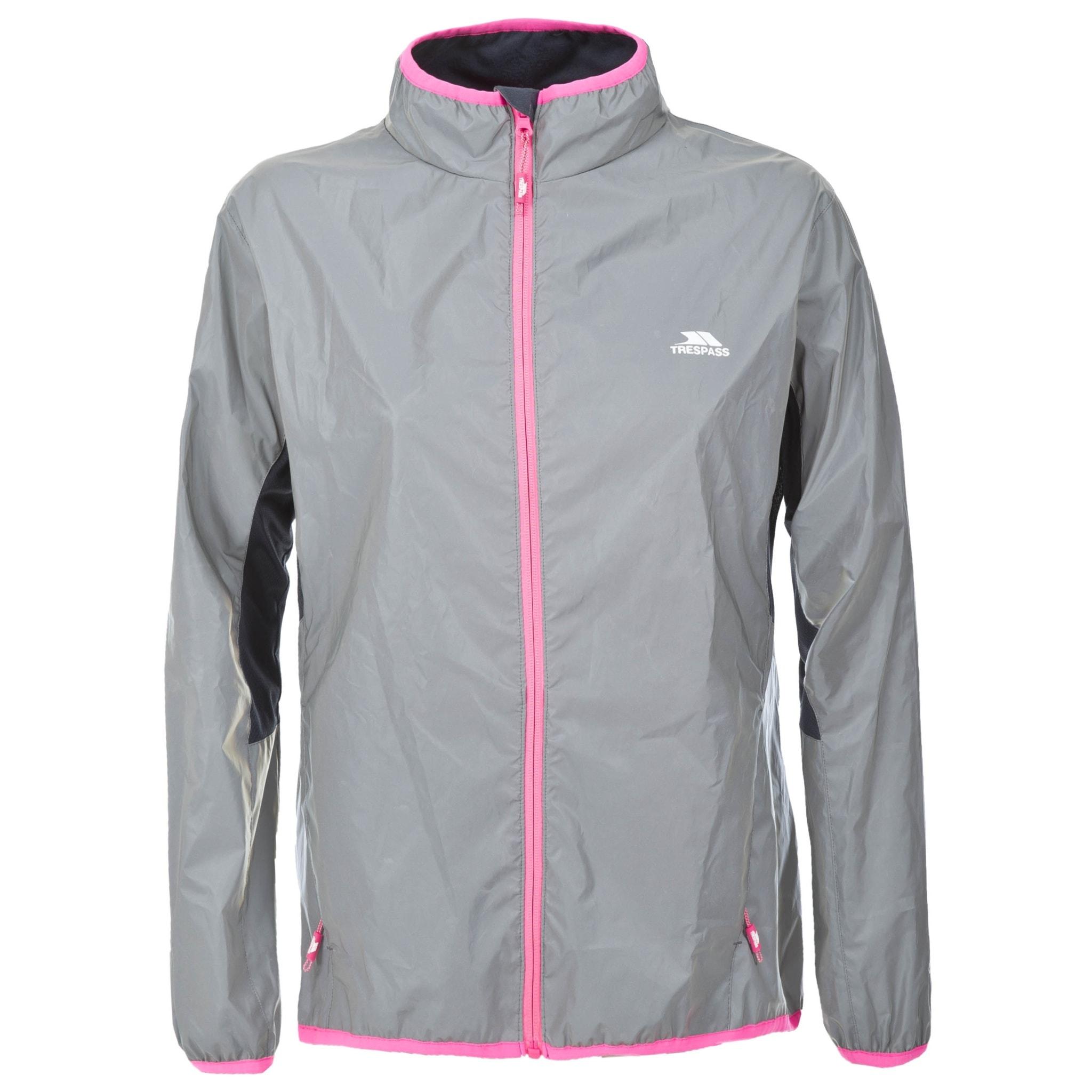 Trespass Funktionsjacke Damen Lumi Aktiv-Jacke reflektierendes Material