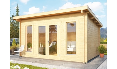WOODFEELING Gartenhaus »Stavanger 3«, BxT: 490x420 cm kaufen