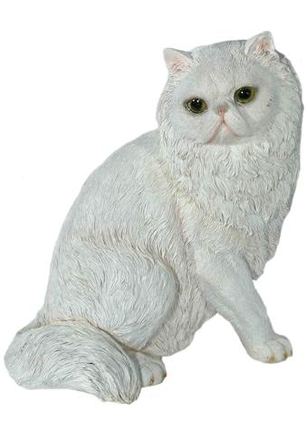 Casa Collection by Jänig Tierfigur »Katze Diva weiß, H: 31 cm« kaufen