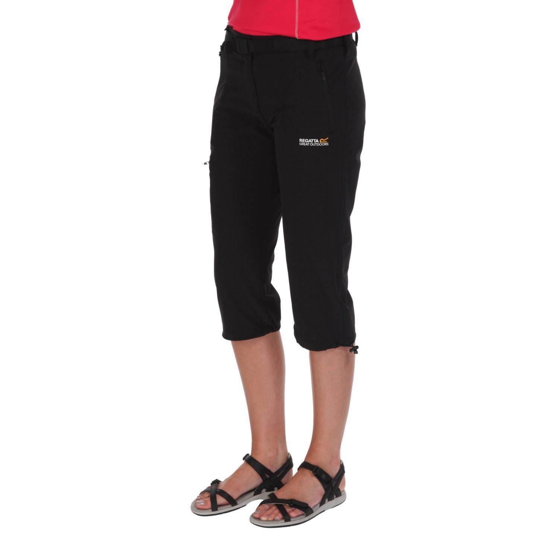 Regatta Caprihose Great Damen Xert Stretch II Capri Shorts