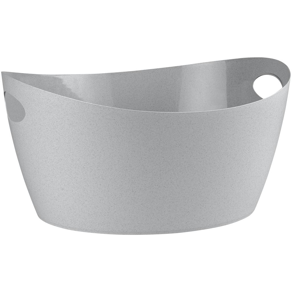 KOZIOL Aufbewahrungskorb »BOTTICHELLI L«, spülmaschinengeeignet, 15 L