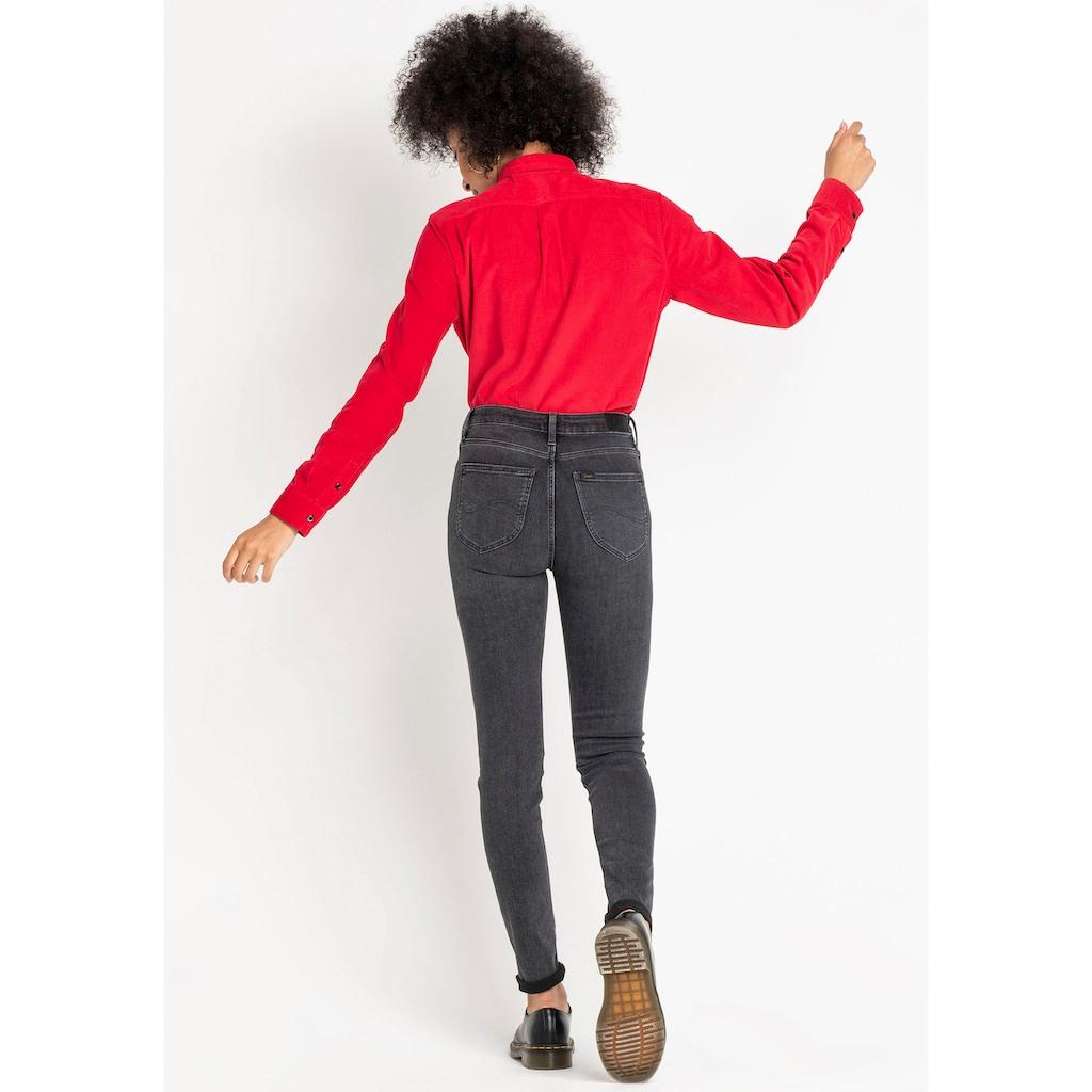 Lee® Skinny-fit-Jeans, mit klassischer Leibhöhe