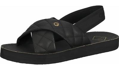 Gant Riemchensandale »Leder« kaufen