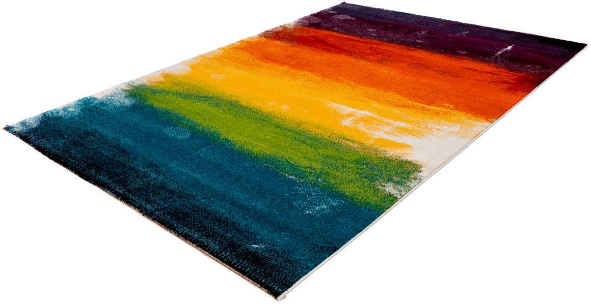 Teppich Espo 311 LALEE rechteckig Höhe 15 mm maschinell gewebt