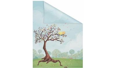 LICHTBLICK Fensterfolie »Märchenbaum«, selbstklebend, Sichtschutz kaufen