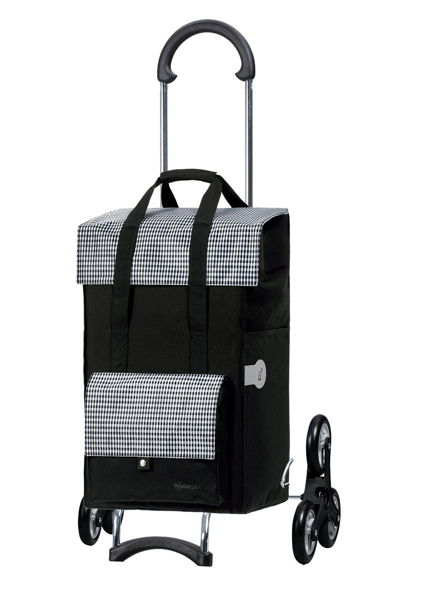 Andersen Einkaufstrolley Scala Shopper Milla, MADE IN GERMANY, 49 Liter | Taschen > Handtaschen > Einkaufstasche | Andersen