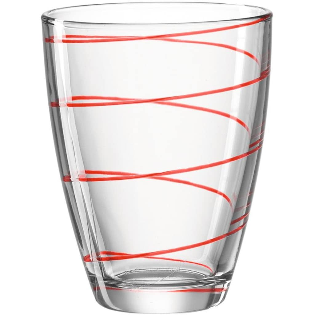montana-Glas Glas »jolly«, (Set, 6 tlg.), 6-teilig