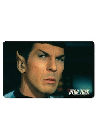 LOGOSHIRT Frühstücksbrettchen mit Star Trek - Motiv kaufen