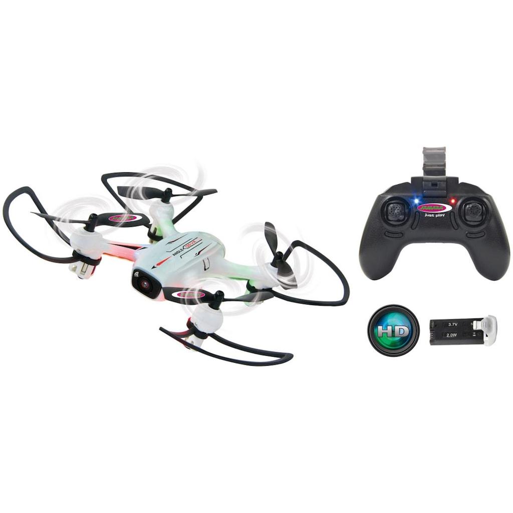 Jamara RC-Quadrocopter »Angle 12 VR Drone Altitude HD«, mit VR-Brille