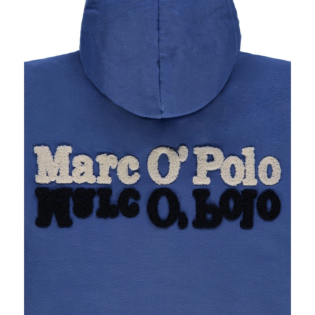 Marc O'Polo Junior SweatJacke mit Kapuze
