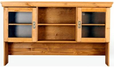 Home affaire Aufsatzschrank »Ruegen«, passend zum Sideboard Ruegen, nur der Aufsatz kaufen