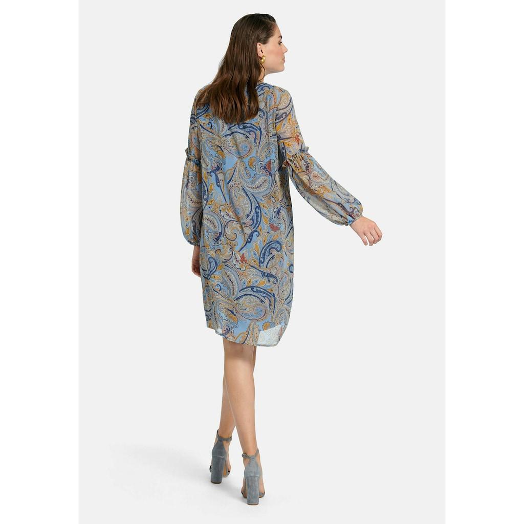 Emilia Lay Sommerkleid »mit Allover-Print«, und Rüschen