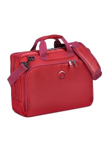 Delsey Businesstasche »Esplanade, 2 Fächer, red« kaufen