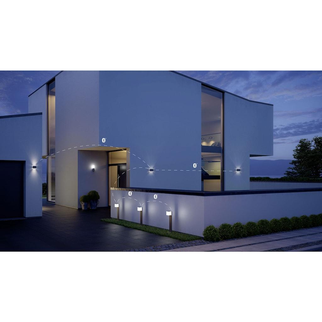 steinel Außen-Wandleuchte »L 840 SC«, LED-Board, 1 St., Warmweiß, 160° Bewegungsmelder, über Bluetooth vernetzbar, Smart Home