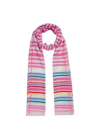 Codello XL - Schal aus leichter Sommerbaumwolle mit Gelato - Print kaufen