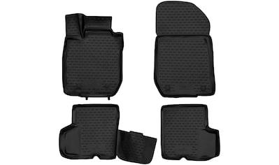 WALSER Passform-Fußmatten »XTR«, (5 St.), für Ford Grand C-Max, 7-Sitzer Bj 12/2010 -... kaufen