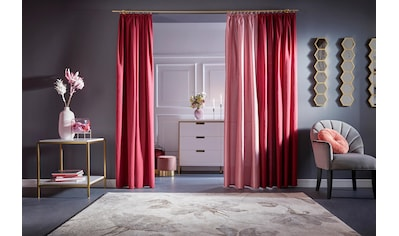 Home affaire Vorhang »Leticia«, Gardine, Fertiggardine, halbtransparent kaufen