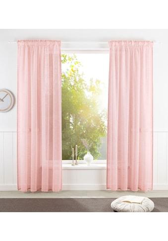 Vorhang, »Lilja«, OTTO products, Multifunktionsband 1 Stück kaufen