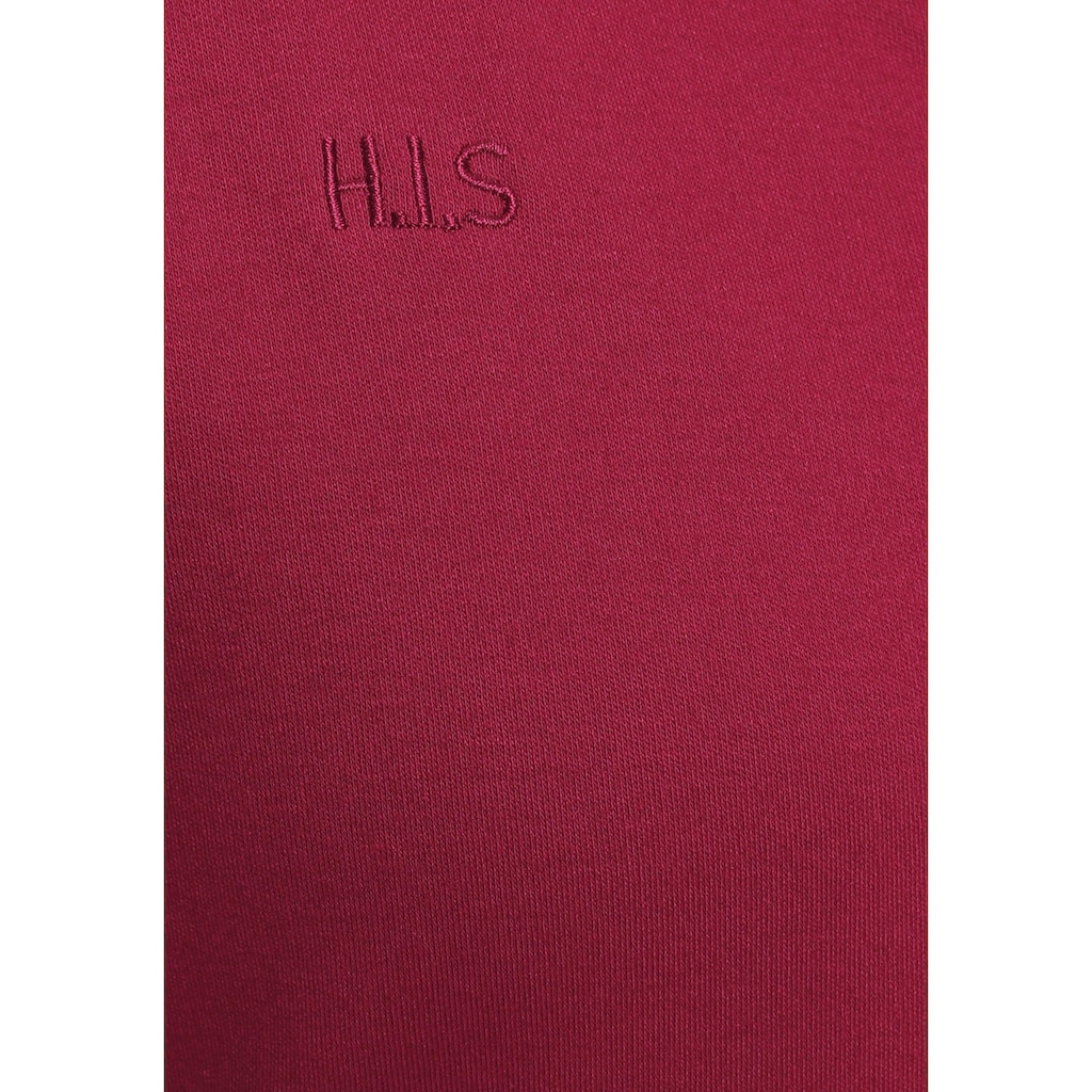 H.I.S Jogginganzug, (Set, 2 tlg.), Große Größen